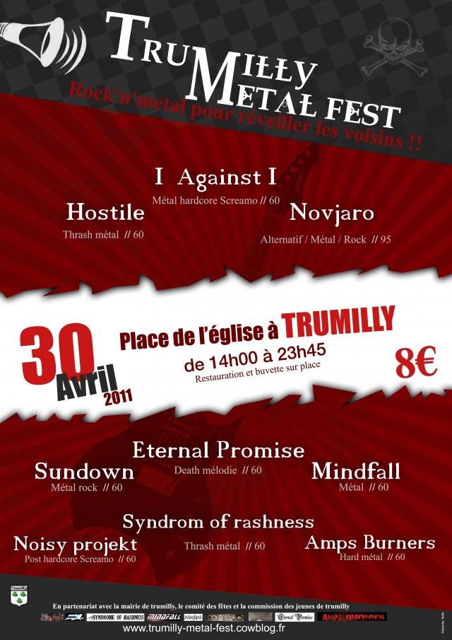 Trumilly metal fest @ TRUMILLY